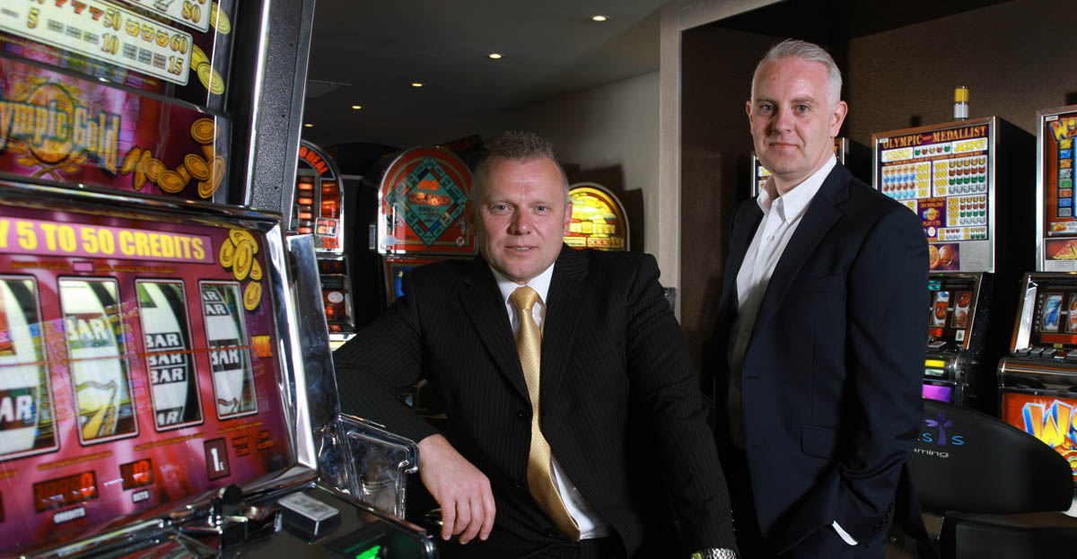 Marcon hits the jackpot with new Oasis