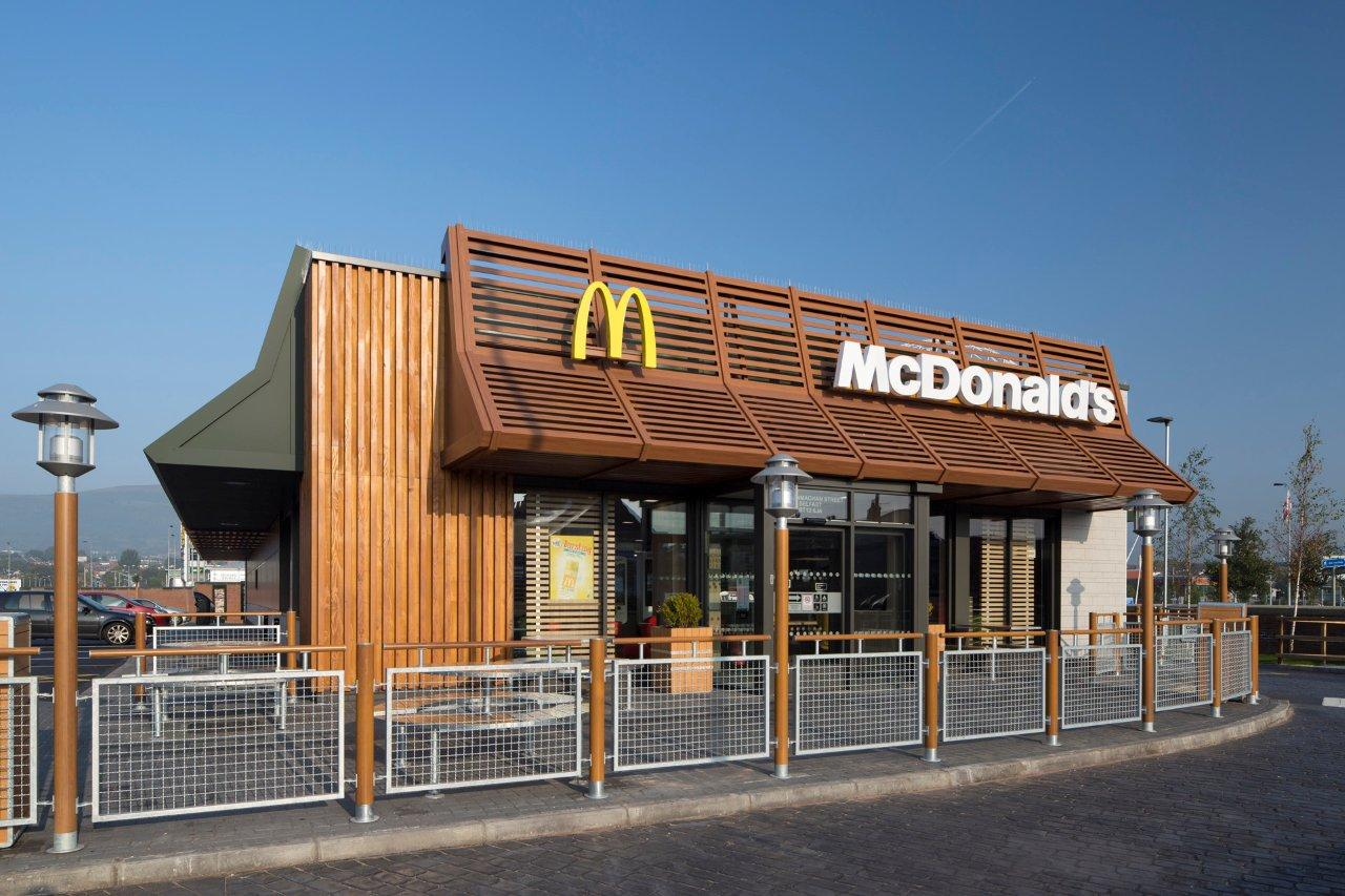 Marcon Fit Out Marcon Fit Out Builds New Mcdonald S