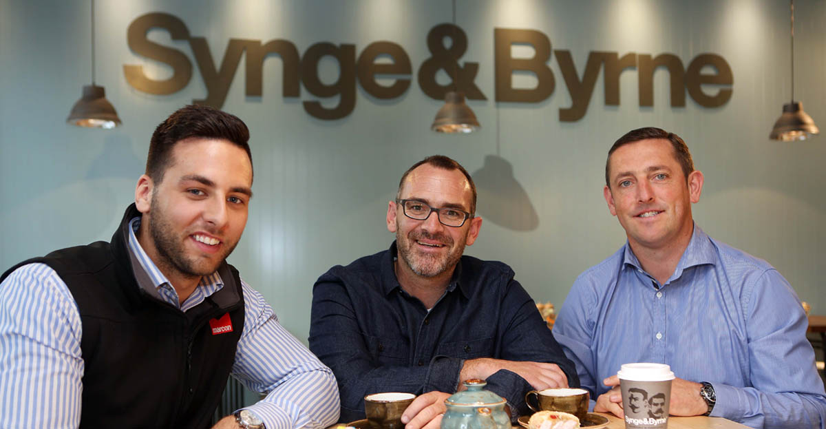 Marcon fits the bill for Synge & Byrne in Derry