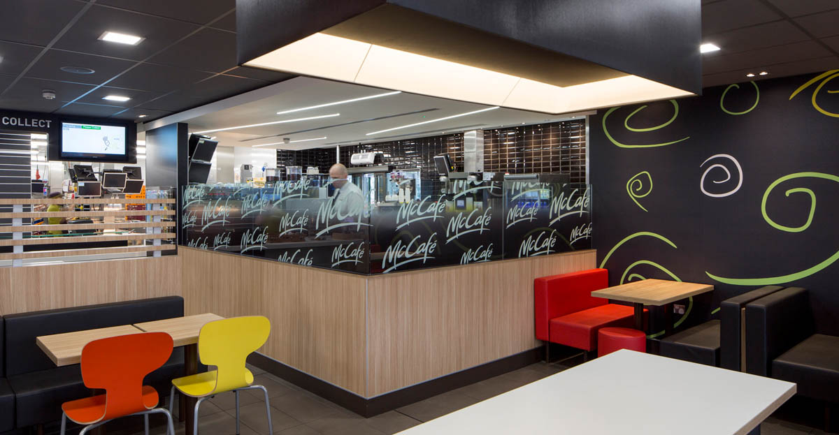Marcon Fit Out Mcdonalds Marcon Fit Out