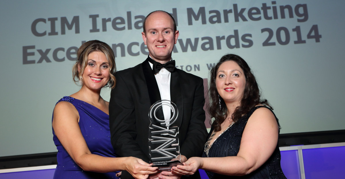 Marcon Fit-Out picks up marketing gong at CIM Awards