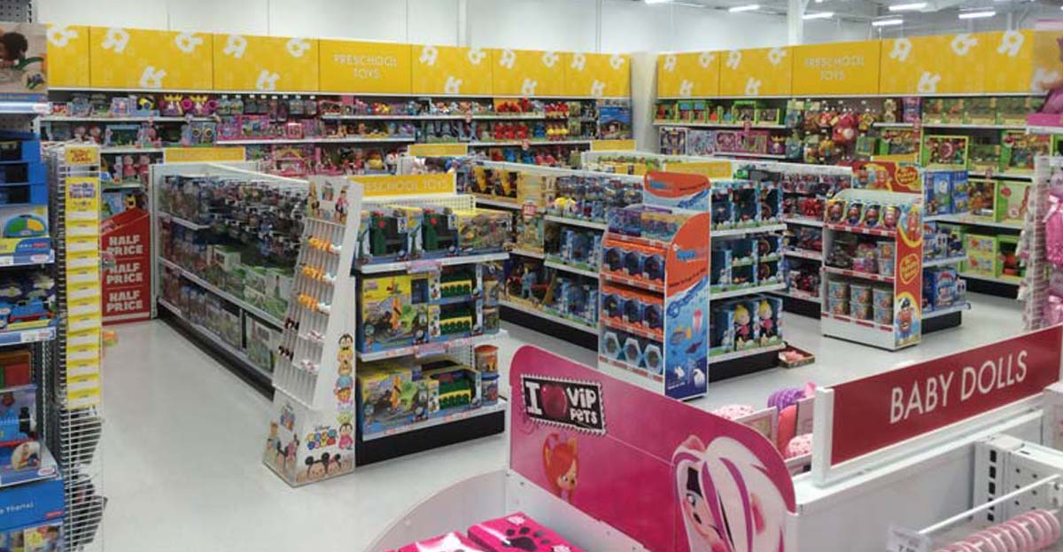 Toys At Toys R Us : Marcon fit out home page clients archives