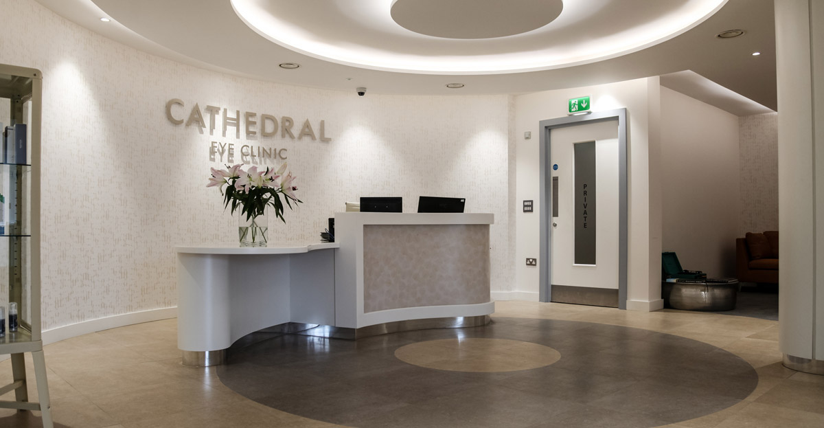 Vision becomes a reality with the opening of new Cathedral Eye Clinic
