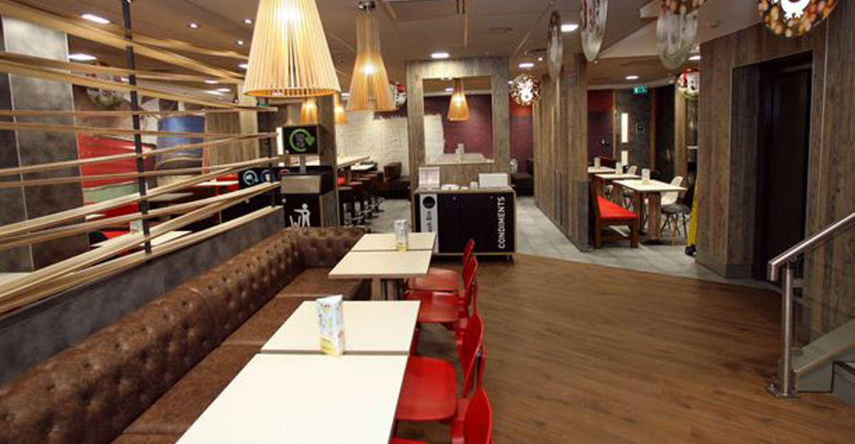 McDonald's new high-tech Piccadilly Gardens restaurant opens for business in Manchester