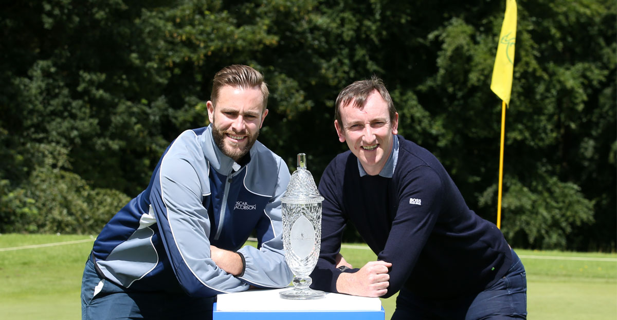 'Fitting sponsorship' of Northern Ireland Open announced.