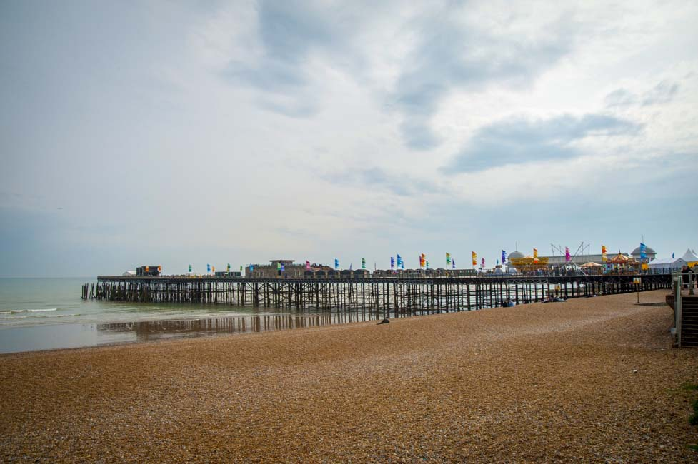 Hastings Pier Launch 21 May 2016