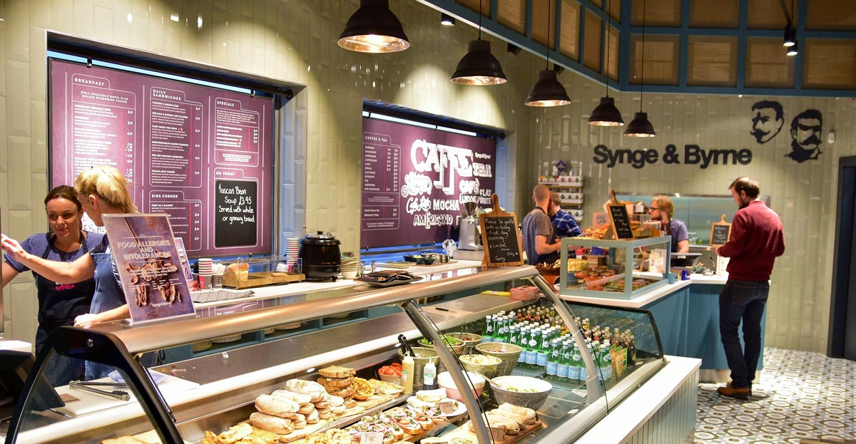 Marcon continues rollout of Synge & Byrne brand