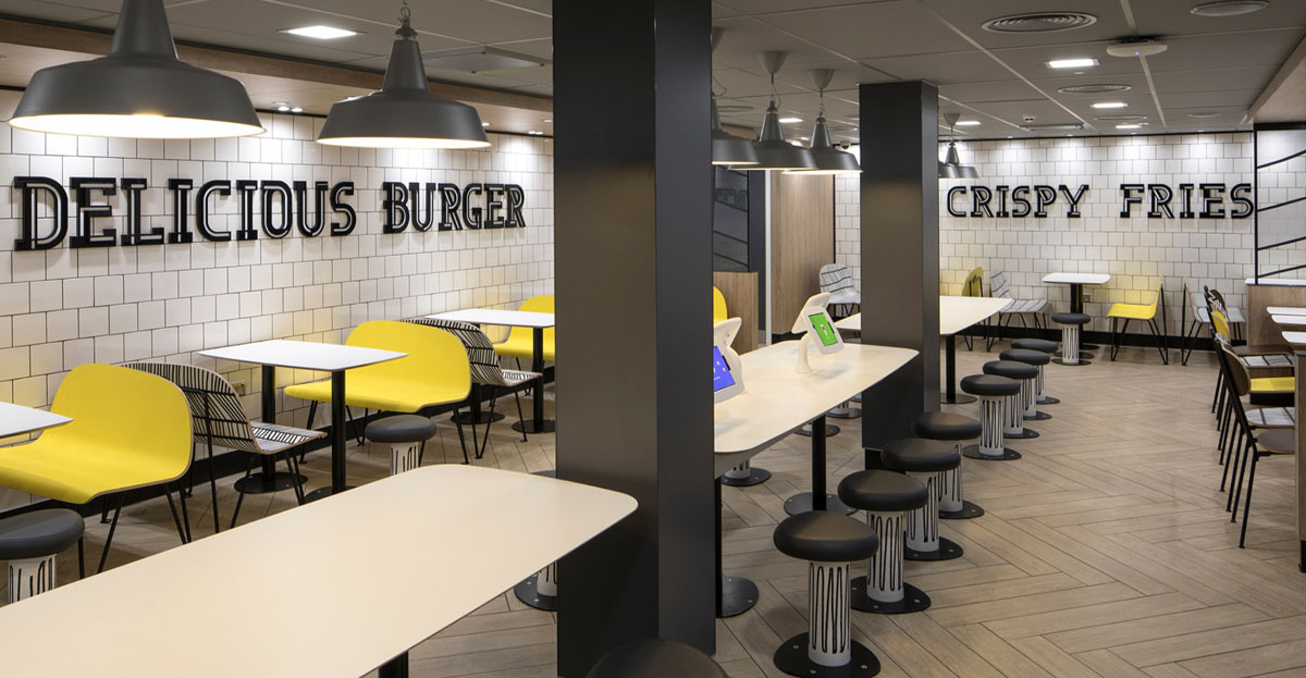 Marcon completes 10 McDonald's restaurants in May