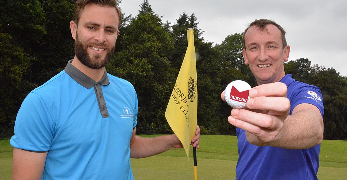 Marcon announces sponsorship of Northern Ireland Open