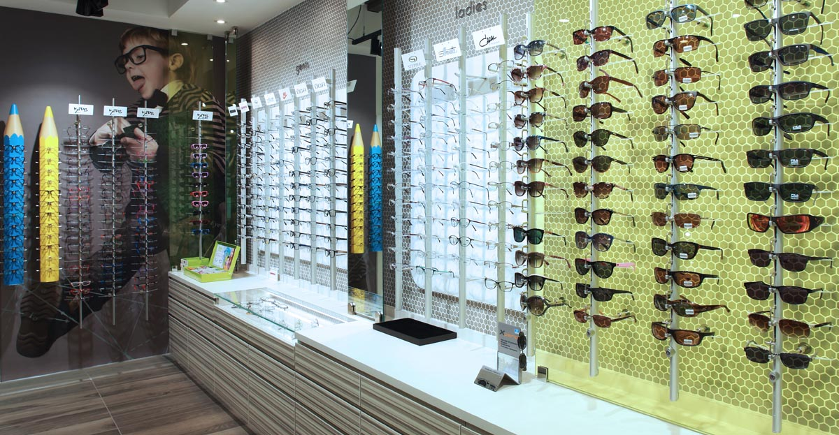 McCrystals Opticians, Dungannon (1)