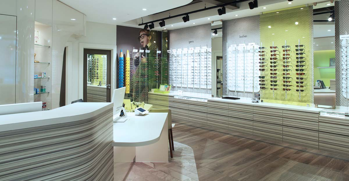 McCrystal Opticians