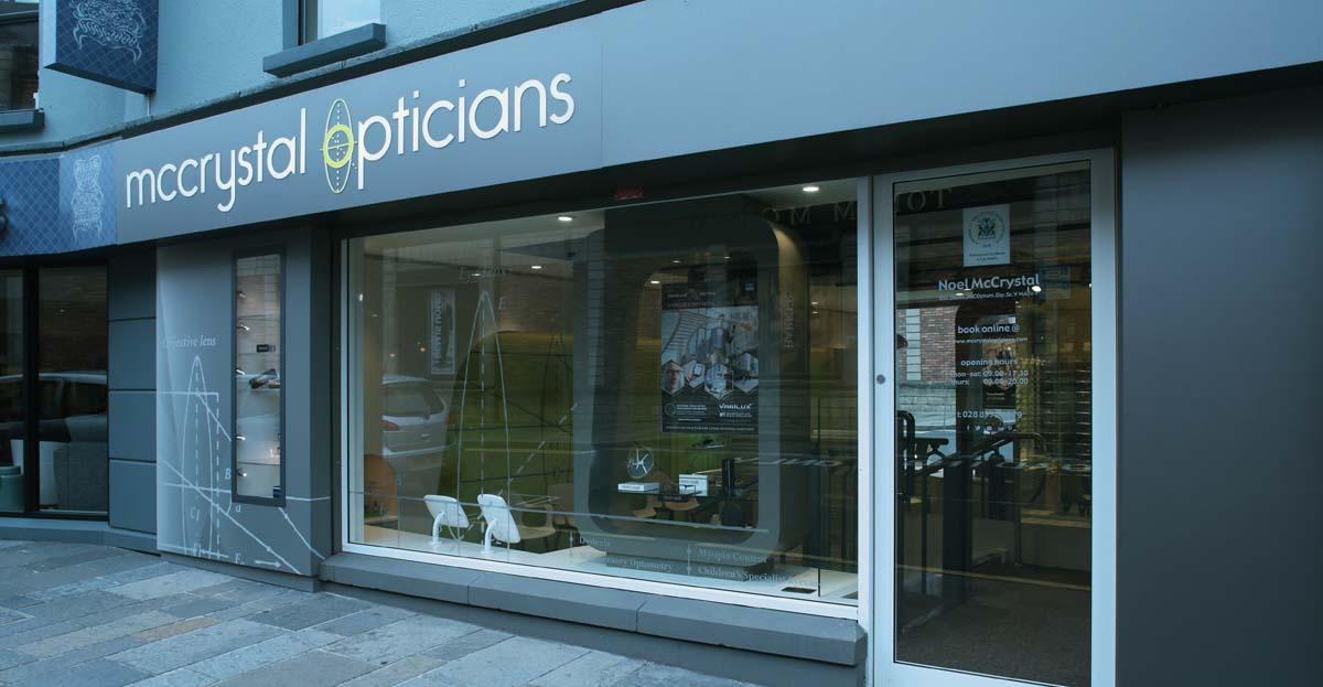 McCrystals Opticians, Dungannon (6)