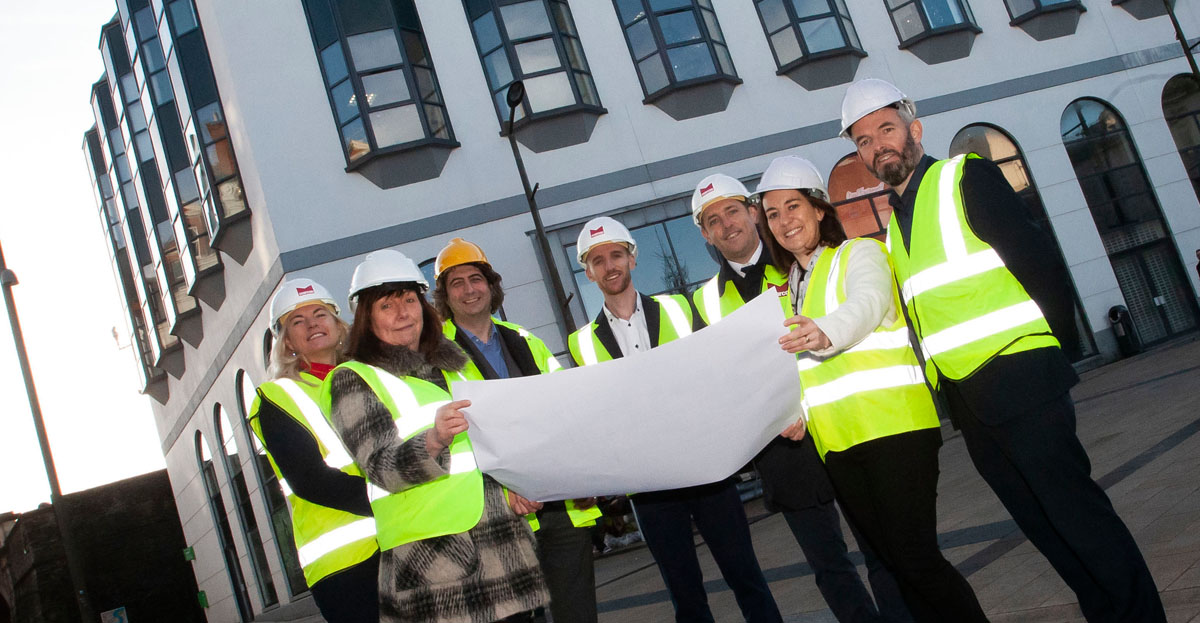 Marcon set to commence work on new Visitor Information Centre in Derry