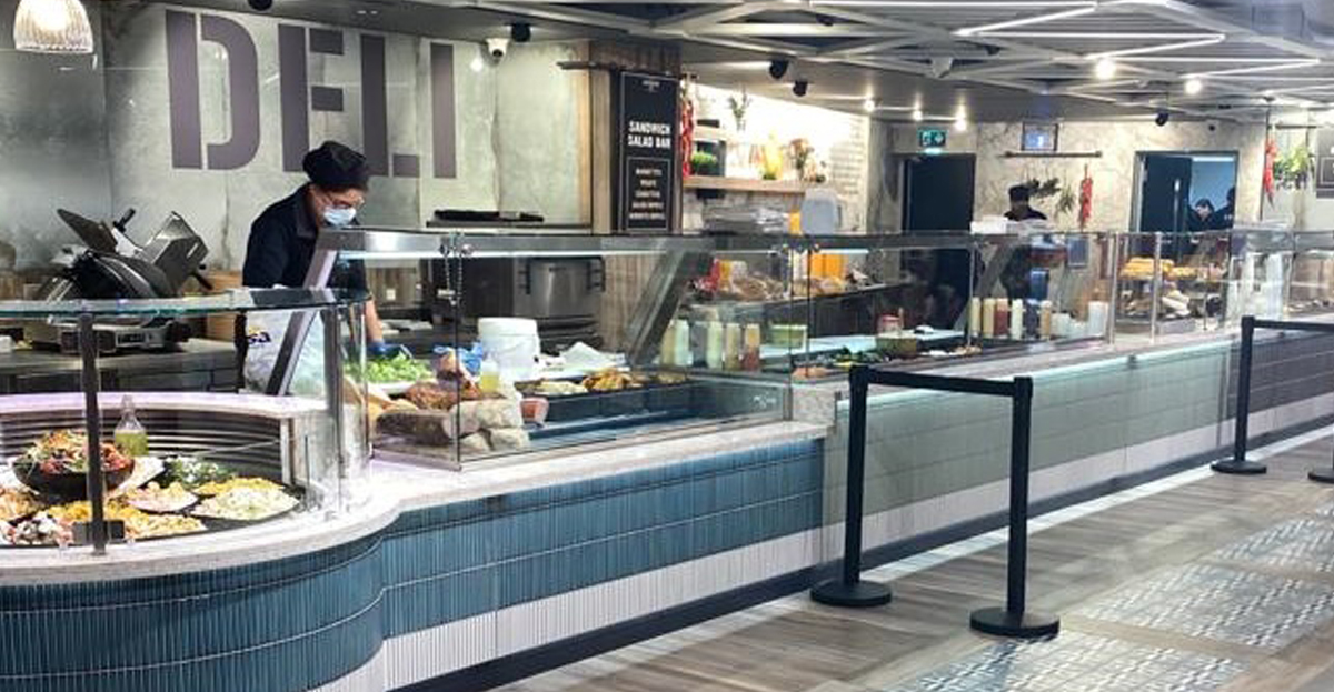 Marcon completes tasty fit-out completed at Hughes Foodhall, Camlough