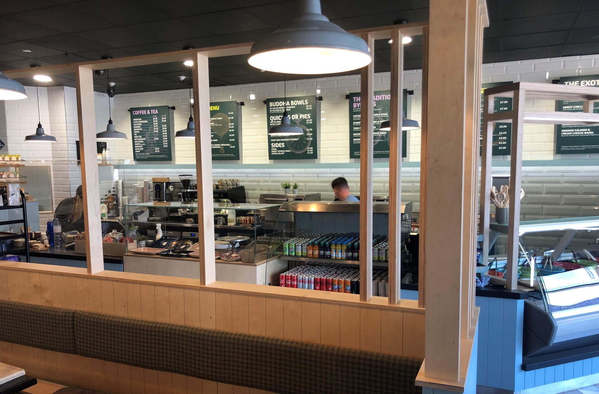 Marcon complete fourth fit-out project for Synge & Byrne