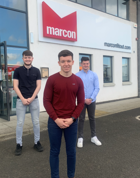 Marcon team up with local University to offer placement opportunities
